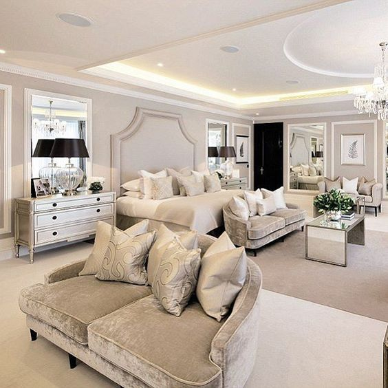 Luxury Homes Interior Bedrooms Dream Bedroom Master Luxury Master