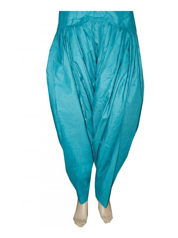 Sea Green Patiala Salwar online at best price  Patiala Salwar Direct from Patiala    Cotton Metrial 3 Meter Patiala Salwar    Length 39 Inch    Free Size    Wash Care - Soft Wash  Shop Now ; https://www.punnjab.com/c-green-patiala-salwar-jsp1041