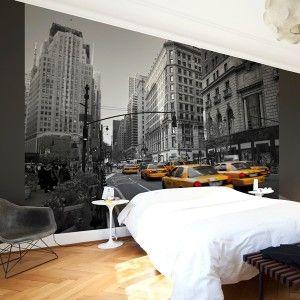 papel pintado online barcelona presenta la nueva coleccin de fotomurales decorativos para decorar tus paredes - Ultimas Tendencias En Decoracion