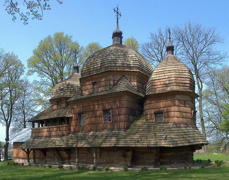 wood orthodox church - Szukaj w Google