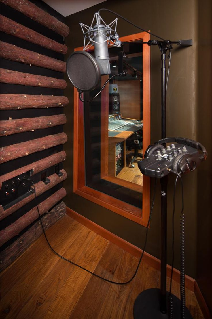 7 best sound booth images on pinterest music studios for Best flooring for recording studio