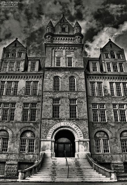 Tennessee State Prison (The Green Mile, The Last Castle)