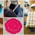10 Handmade Crochet Area Rug Ideas Free Patterns