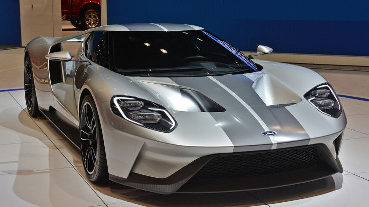 2017 Ford GT: Chicago 2015 Photo Gallery - Autoblog