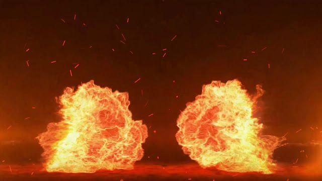 تحميل مجاني لقالب أفتر إفكت إحترافي يكشف انفجار شعار Explosion Logo مجانا لكم مشاريع أفتر إفكت Logo Reveal After Effects Projects Stylish Logo