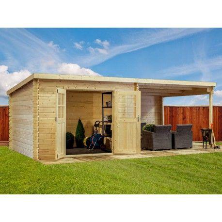 17 meilleures id es propos de abri jardin toit plat sur for Bear county abri de jardin