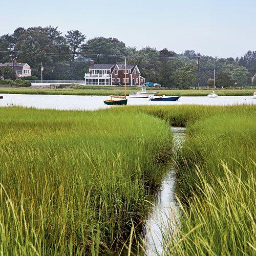 New England Prep - Best Coastal Towns - Coastal Living