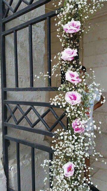 Chiesa: dettaglio floreale
