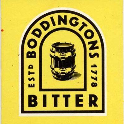 Boddingtons Logo