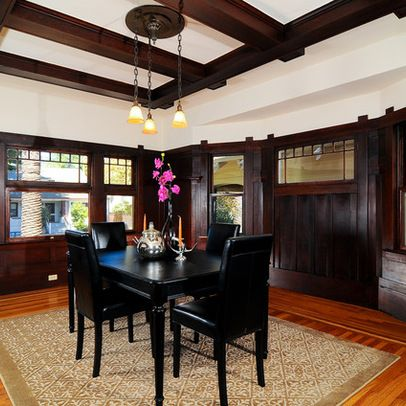 Dining Room Design Ideas Pictures Remodels And Decor Dark Wood