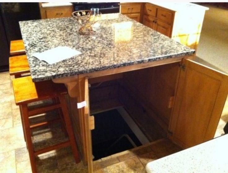 20 Amazing Remodeling Ideas For Your Home. Wine Cellar BasementAmazing  IdeasCool IdeasTrap DoorStorm ...