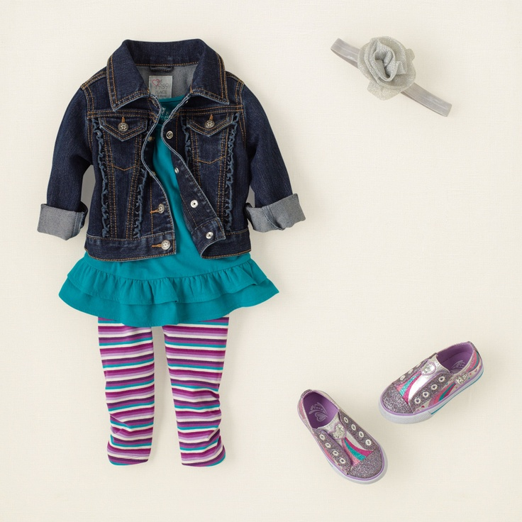 baby girl - denim diva | Children's Clothing | Kids Clothes | The Children's Place