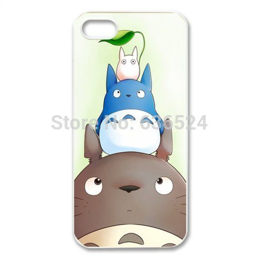Free shipping Cute Totoro Case for iPhone 4 4s 5 5s 5c iPhone Web Shop |