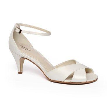 Charlotte Clarice Bridal Sandals