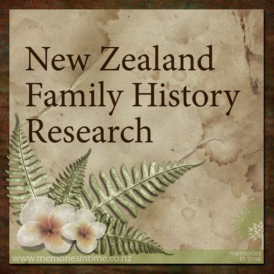 Does your family history research lead to New Zealand? Follow our board to find websites and information to help you with your research. Based in New Zealand we can help with your family history research. www.memoriesintime.co.nz