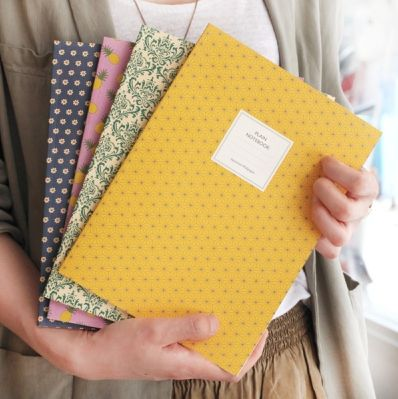 I bought this notebook and I really love it, it's elegant and designed beautifully♥
