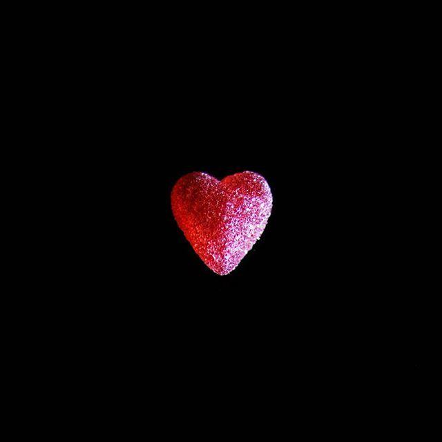 Love with some sugar on top.... #love #ily #gelehjärtan ##valentinesday