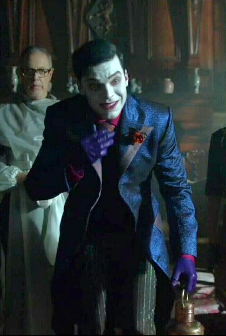Pin By 黃柏元 On Jeremiah Valeska The Joker Gotham Joker