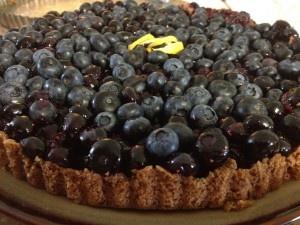 Blueberry Tart | {Veggies} | Pinterest | Blueberry Tarts, Tarts and ...