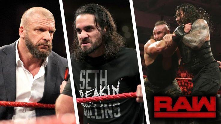 WWE Monday Night Raw 2/27/2017 Highlights - WWE RAW 27 February 2017 Hig...