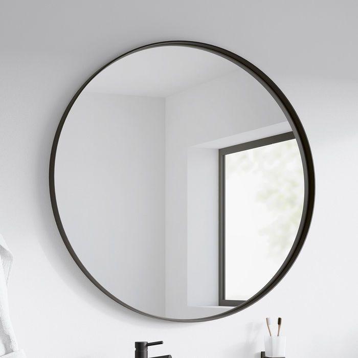 1000x1000mm Iris Round Mirror