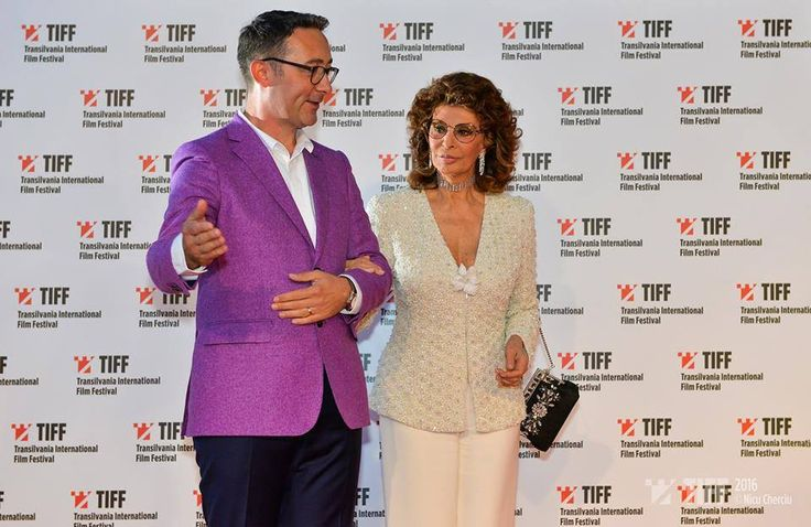 @tudor_giurgiu looking sharp in Tudor Personal Tailor suit at the #TIFFGALA 2016