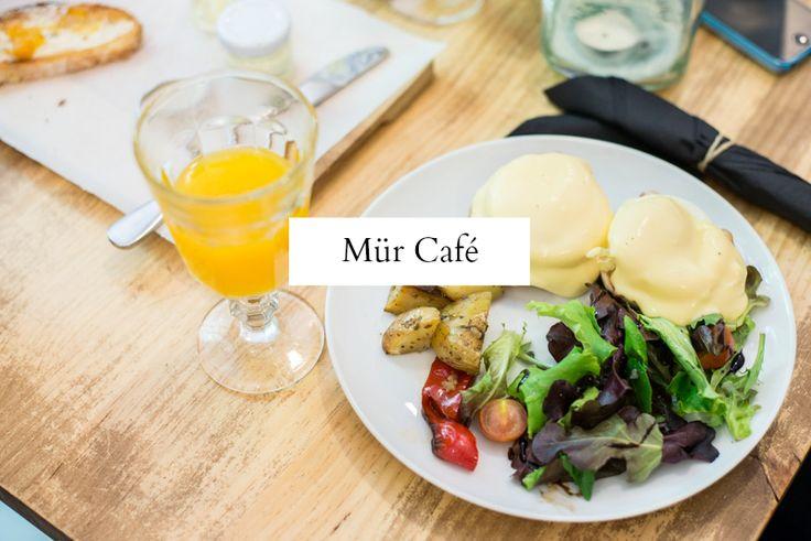 Un brunch en Mür Café | http://www.conbotasdeagua.com/un-brunch-en-mur-cafe/