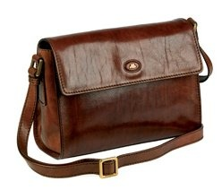 This bag from The Bridge is small and perfectly formed - it would see you through any occasion, formal or casual!