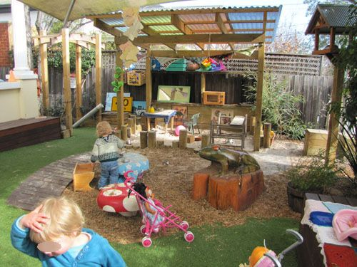 Daycare Backyard Ideas : Irresistible Ideas for play based learning ? Blog Archive ? the