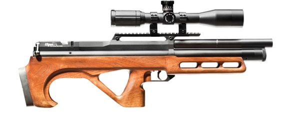 EDgun: The best pellet gun in the world... in my opinion. Powerfull e precise. But you'll need a pump and muscles do load the reservatory.