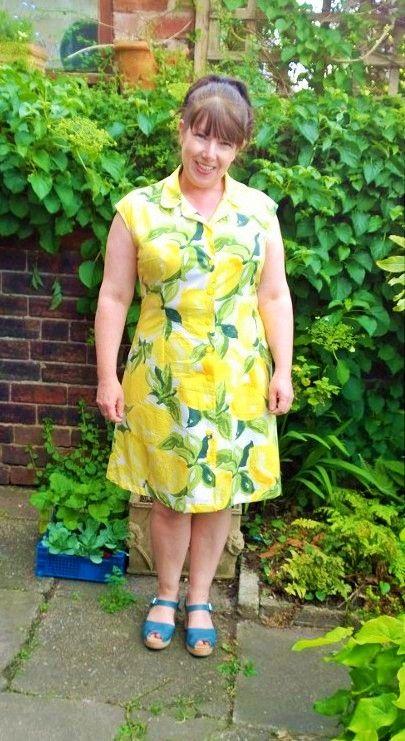 Maria Denmark Edith dress