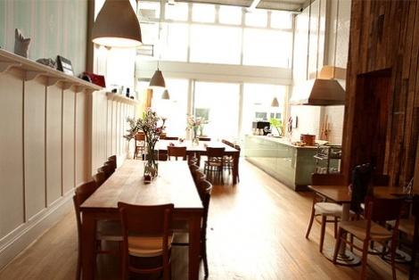 Nucha Café Armenia
