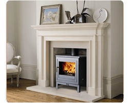 Log burner only, not the surround