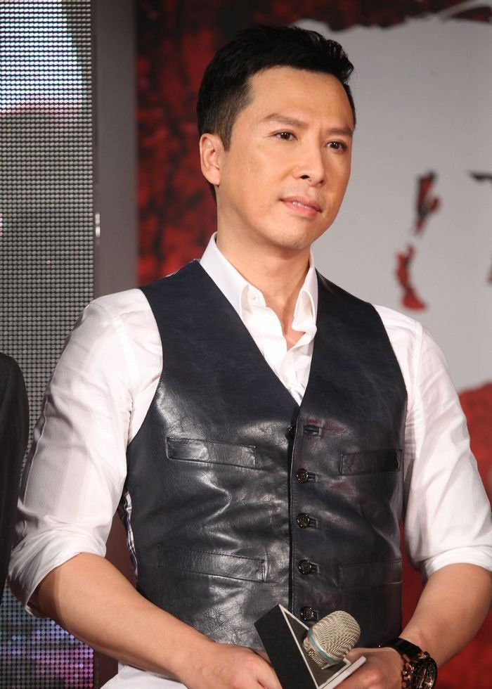 Donnie Yen Leather
