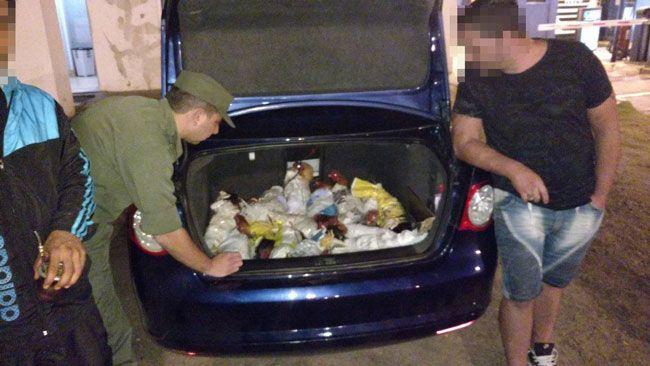 Llevaban gallos de riña a Toay y fueron detenidos