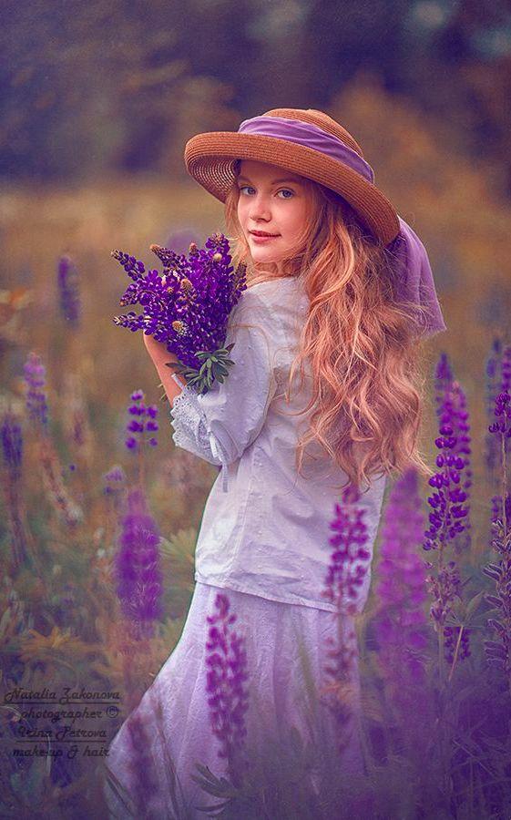 Pure purple in St. Petersburg, Russia • Natalia Zakonova Photography