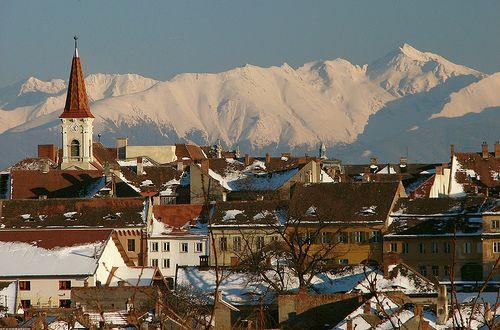Sibiu en Rumania