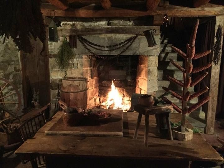 233 best Hearths & Hearth Cooking images on Pinterest | Primitive ...