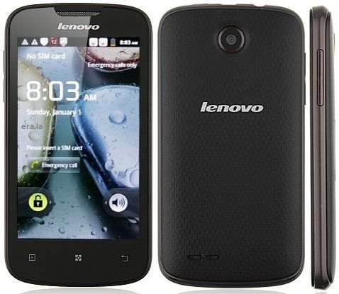 Smartphone Android Lenovo A690 Murah