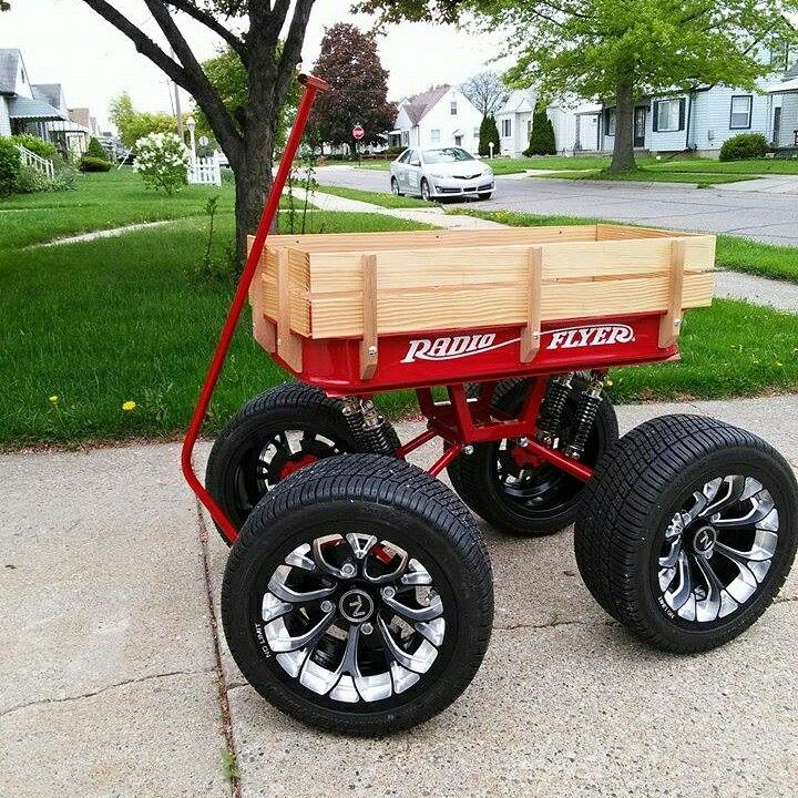 73 Best Custom Wagons Images On Pinterest