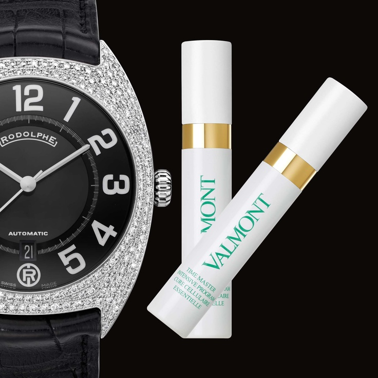 latest Valmont product, Time Master is the most-advanced anti-age 28 day therapy, with cutting-edge active principles