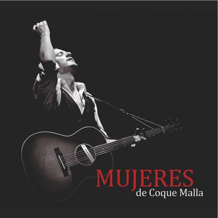 """Nuevo disco de Coque Malla """"MUJERES"""""""