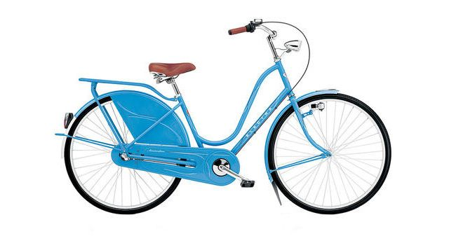 Electra Dutch Bike-had this bike in white, but I like to go fast & it made too much noise