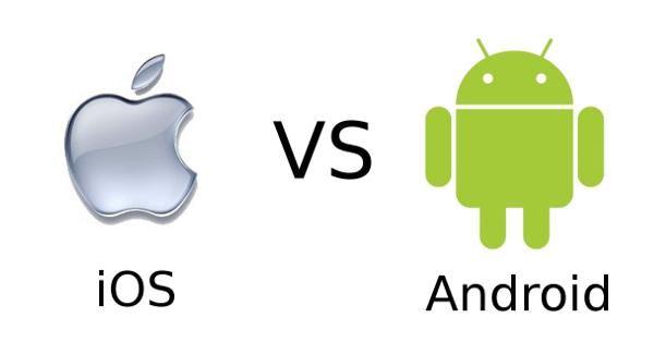 Android czy iOS? Który jest lepszy? Od dłuższego czasu możemy spotkać się z batalią pomiędzy zwolennikami dwóch największych mobilnych systemów
