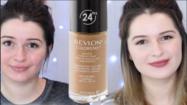 افضل كريم اساس للبشره المختلطه بالصور من أشهر 8 ماركات عالميه Revlon Colorstay Colorstay Lipstick