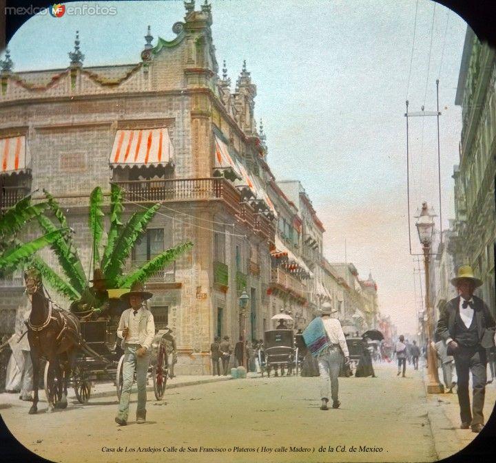 Pin En Historia De La Ciudad De Mexico