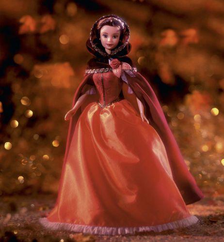 Poupee-Barbie-Disney-Princesse-La-Belle-et-la-Bete-Autumn-Rose