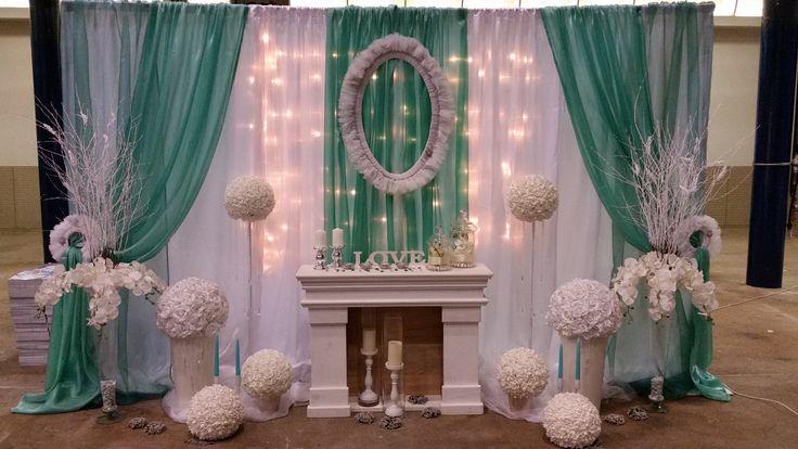 Téli esküvő, vagy csak hűvös hangulatú nyári??? A lényeg, hogy legalább annyira szeresd ezt a színt, mint én....