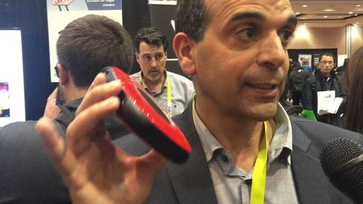Vuze 3D 360 Camera at CES Unveiled 2016