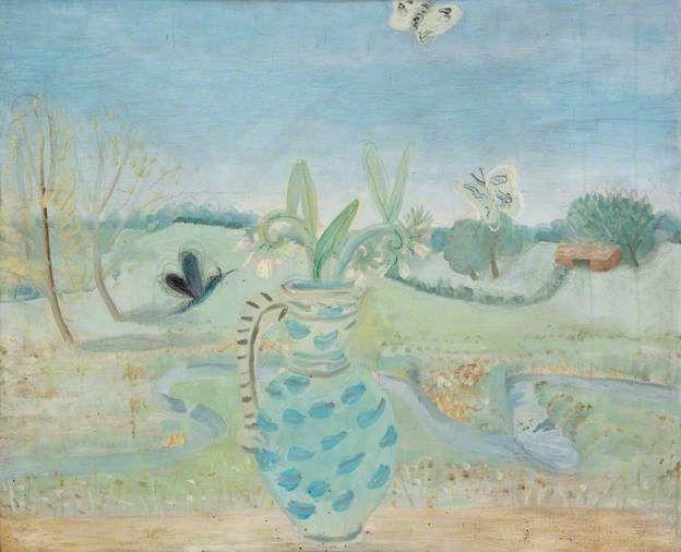 Meadow Comfrey Winifred Nicholson